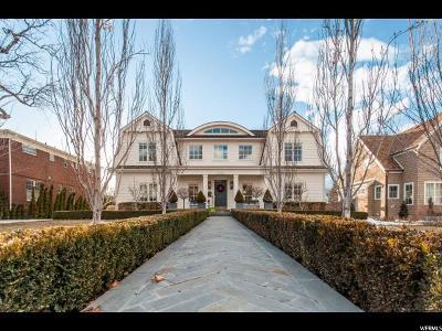 Salt Lake County Single Family Home For Sale: 2230 S 2200 E