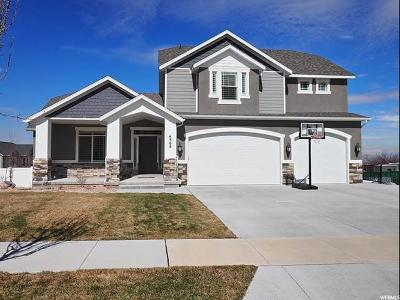 Herriman Single Family Home For Sale: 6368 W 14300 S
