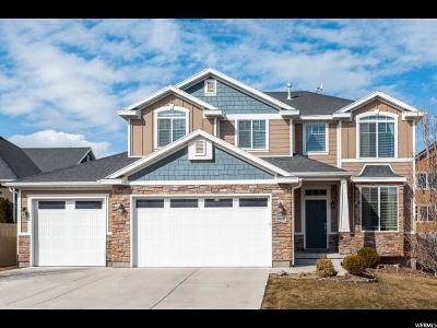 South Jordan Single Family Home For Sale: 3908 W Tottori Dune Dr