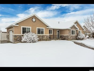 Payson Single Family Home For Sale: 1418 S 600 W