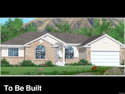 Grantsville Single Family Home For Sale: 678 S Hackamore Rd W #831
