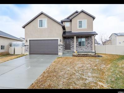 Clinton Single Family Home Under Contract: 2571 W 1835 N