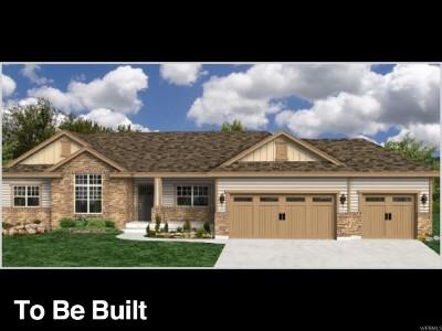 Grantsville Single Family Home For Sale: 698 E Morning Dew Cir S #834