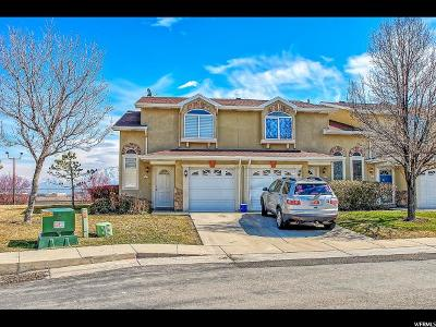 Salt Lake County Townhouse For Sale: 6851 S Florentine Way
