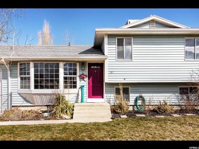 Tooele Single Family Home For Sale: 687 Valleyview
