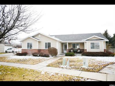 Logan Single Family Home For Sale: 672 W 880 S