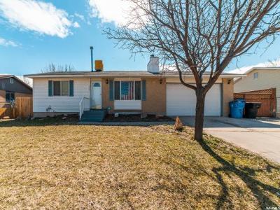 Salt Lake County Single Family Home For Sale: 3759 W Rivendell Rd S