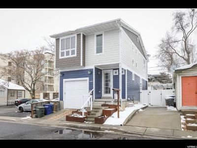 Salt Lake County Single Family Home For Sale: 333 E Stanton Ave S