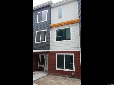 Orem Townhouse For Sale: 1441 S 540 W #3133