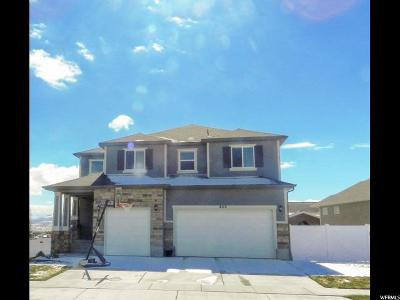 Eagle Mountain Single Family Home For Sale: 4112 E Gazelle Run