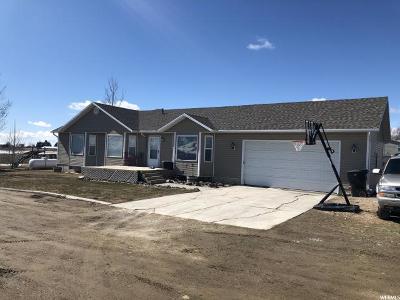 Preston Single Family Home For Sale: 429 W 1600 S