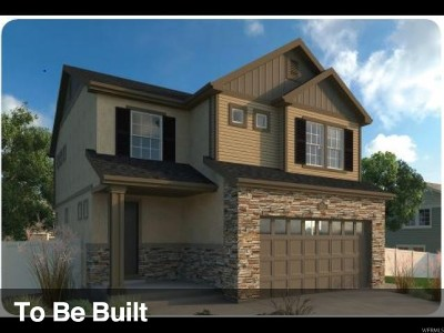 Lehi Single Family Home For Sale: 2689 N Wallace Way #509