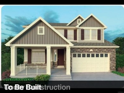 Lehi Single Family Home For Sale: 2685 N Drexler Dr #504