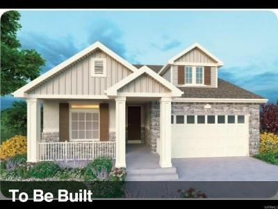 Utah County Single Family Home For Sale: 2693 N Drexler Dr W #505