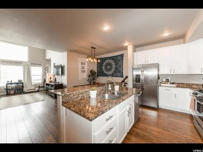 Salt Lake County Townhouse For Sale: 7536 S San Savino Way W