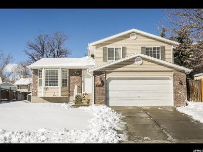 Salt Lake County Single Family Home For Sale: 6740 S Crus Corvi W
