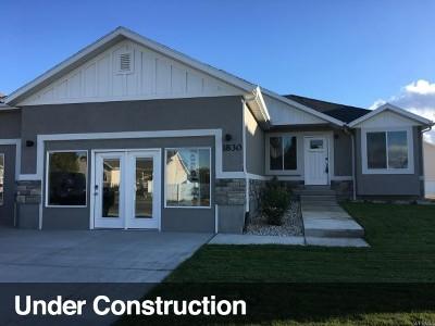 Utah County Single Family Home For Sale: 1297 E Skip St #115