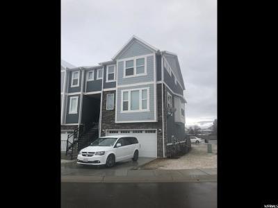 Draper Townhouse For Sale: 47 E Blue River Dr S