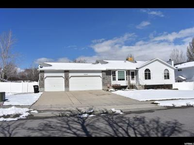 West Jordan Single Family Home For Sale: 3268 W 8410 S