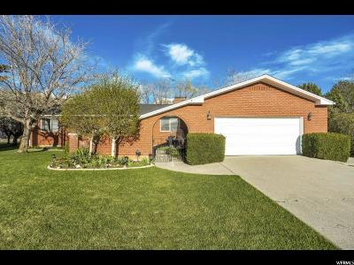 Single Family Home For Sale: 10668 N 5370 W
