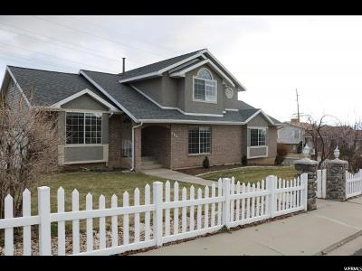 Orem Single Family Home For Sale: 286 E 2000 N