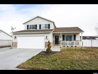Lehi Single Family Home For Sale: 335 S 1400 W