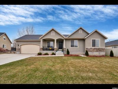 Springville Single Family Home For Sale: 1531 W Renaissance Way S