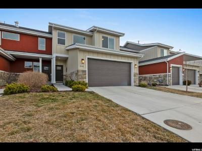 Saratoga Springs Townhouse For Sale: 2302 S Long Dr
