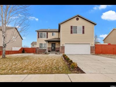 Spanish Fork Single Family Home For Sale: 593 S 880 W