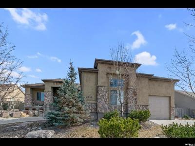 Eagle Mountain Single Family Home For Sale: 9218 Mount Airey Dr