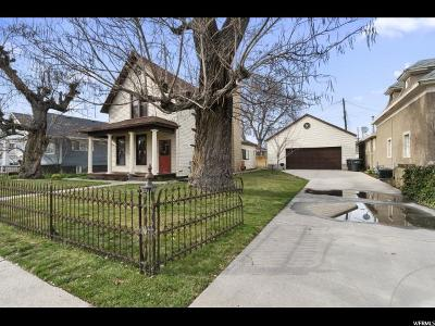 Provo Single Family Home For Sale: 270 W 300 S
