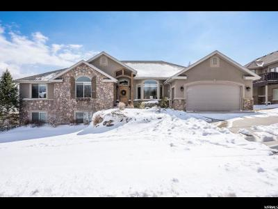 Utah County Single Family Home For Sale: 6353 Lone Rock Rd