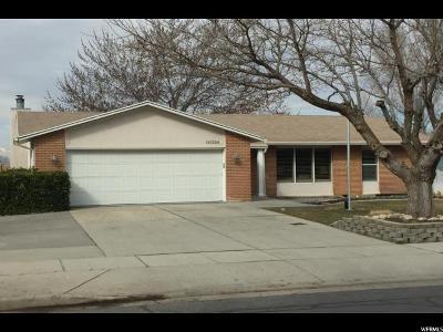 Sandy Single Family Home For Sale: 10324 S 2505 E
