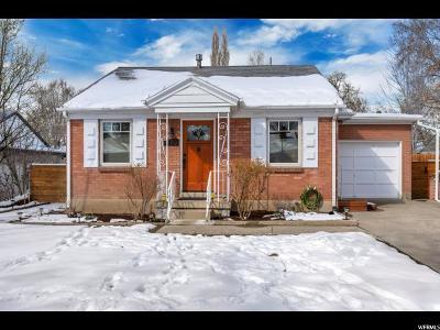 Salt Lake City Single Family Home For Sale: 1483 E 3045 S