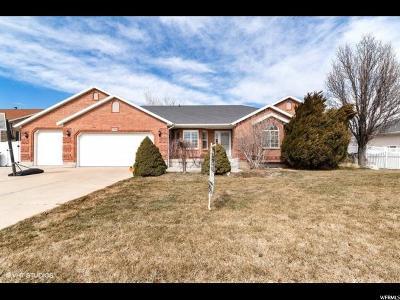South Jordan Single Family Home For Sale: 2364 W Jordan Haven Ct