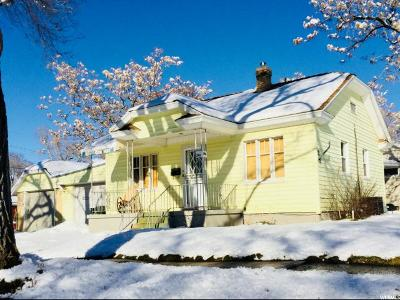 Single Family Home For Sale: 244 W 200 S