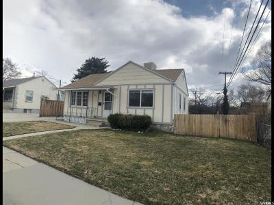 Provo Single Family Home For Sale: 944 E 460 S