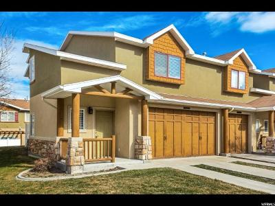 West Jordan Condo For Sale: 6683 S Pines Point Way