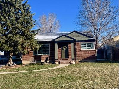 Bountiful Single Family Home For Sale: 684 W 3500 S