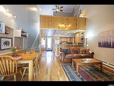 Park City Condo For Sale: 1480 Three Kings Dr #20