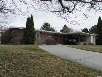 Orem Single Family Home For Sale: 483 E 400 S