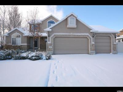 Salt Lake County Single Family Home For Sale: 3163 W 12875 S