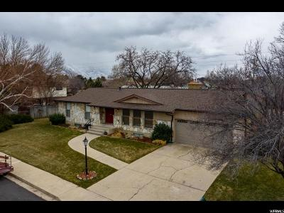 Orem Single Family Home For Sale: 277 W 1645 N