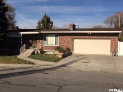 Salt Lake County Multi Family Home For Sale: 1235 E Elgin Ave