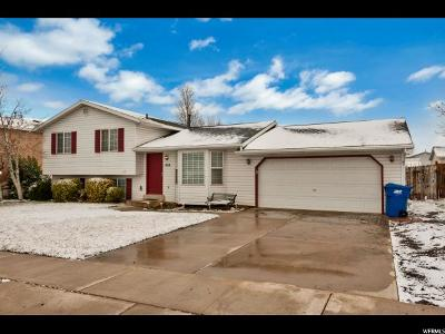 American Fork Single Family Home For Sale: 456 W 330 S