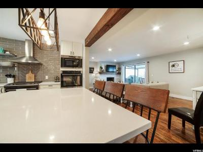Sandy Single Family Home For Sale: 8440 S Mesa Dr W
