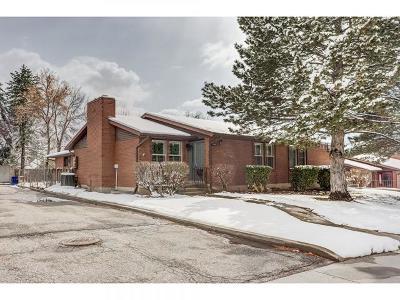 Salt Lake County Condo For Sale: 2406 E 4500 S