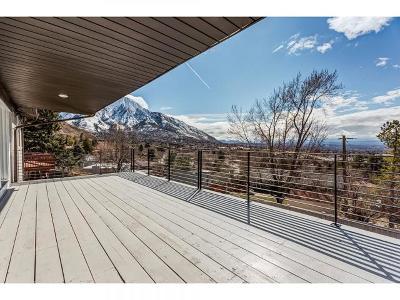 Salt Lake City Single Family Home For Sale: 3386 S Crestwood Dr