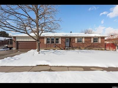 Sandy Single Family Home For Sale: 1779 E 11170 S
