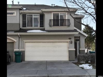 West Valley City Single Family Home For Sale: 3112 S Alsace Way W